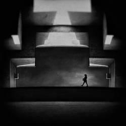 The Space in between - Series by mldzz