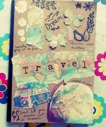 Wanderlust by daisymaydrawings