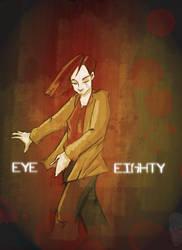 Eye-Eighty- Nirel in action - by glittergodzilla