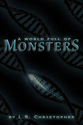A World Full of Monsters book cover by GothKittyLady