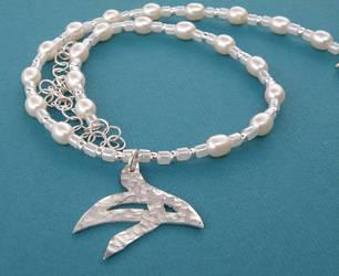 White Heron by Alchemist4356