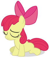 Sad Apple Bloom by Midnight--Blitz