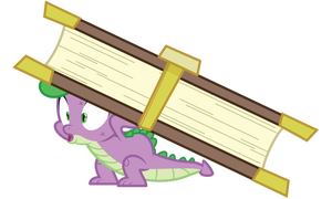 Spike's Book by Midnight--Blitz