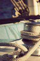 Vintage Boat by spinal123