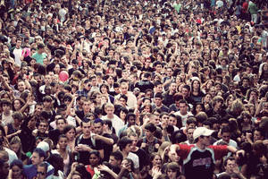 Foule part 1 by spinal123
