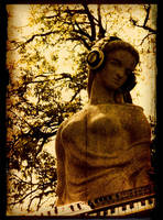 Statue Vintage by spinal123