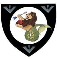 Lion Shield by DawnFrost