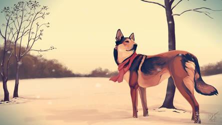 Sweet Winter by DawnFrost