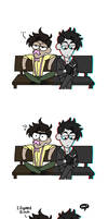 Wilford And The Dumb Joke: Chapter 5 by superloveharrypotter