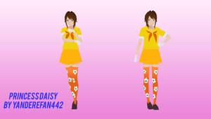 Princess Daisy Skin by YandereFan442