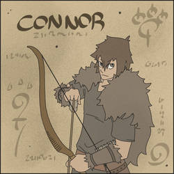 Connor ICON by chevy1616