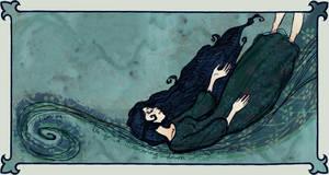 We Go A Drowning by Artemekiia