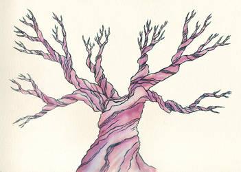 Carnivalesque: Throne Tree by Artemekiia