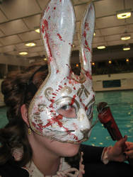 Bioshock Splicer Mask by Artemekiia