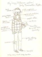 I am a Dirty Hipster by Artemekiia