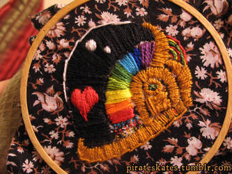 Sew It Stitch It Embroider It by Artemekiia