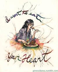 Skrillex: Eat Your Heart by Artemekiia