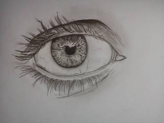 Olhos by BRUNOMUNHOZARTS