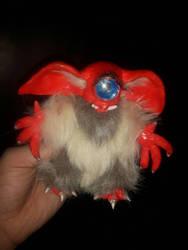 tiny ooak gremlin  by Scyndy