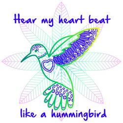 Yo Humminbird Woooo by Abominablyme