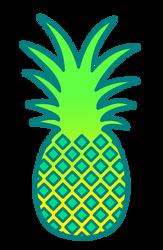 Wooooooooo Pineapple ^-^ by Abominablyme