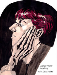 Aubrey Vincent Beardsley by NuitsdeYoung
