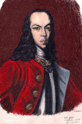 Tsarevich Aleksei Petrovich by NuitsdeYoung