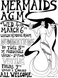 Mermaids Theatre AGM 1985 by NuitsdeYoung