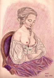 Bouton de Rose by NuitsdeYoung