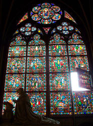 'How the light gets in' - Notre Dame de Paris by NuitsdeYoung