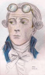 Maximilien Robespierre by NuitsdeYoung