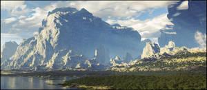 Gates Of Valyria by dakonoco