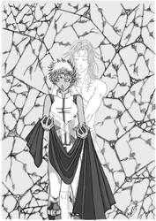 Broken ~ Saihoshi Redemption by Eirenare