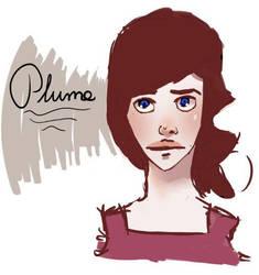 Plume by DarkWarthog