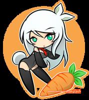 do u want a carrot? by Etternica
