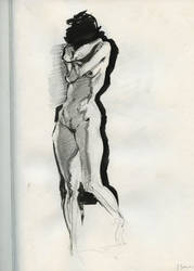 Life drawing by Art--Tool