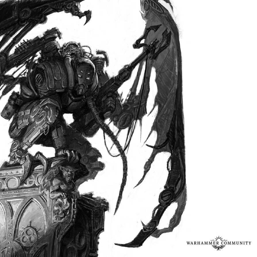 Necromunda Character #2 by Art--Tool