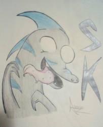 SK  (Tradcional) by Azar2002