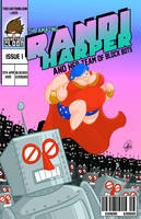 Randi Harper The Not So Sexy Superhero by TheCartoonLoon