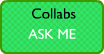 Green Collab - Ask me by iDaphodil