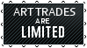 Black Lace Art Trades - LIMITED by iDaphodil