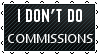 Black Lace Commissions - DON'T DO by iDaphodil