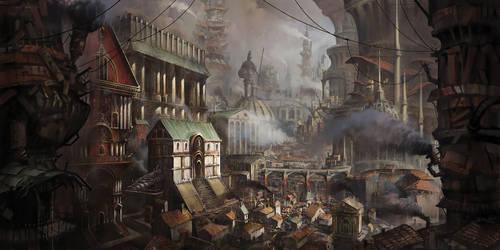 Empire by DeadPanicStudios