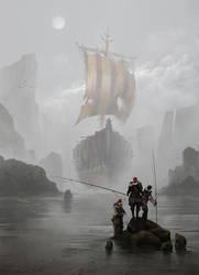 Ship by DeadPanicStudios