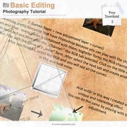 Basic Editing Photography Tutorial by Wnison