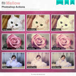 Mellow Photoshop Actions by Wnison