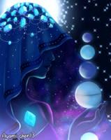 Blue Diamond (SU) [Inspired by kateheichou] by Ellioranthe