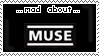 ...mad about Muse... Stamp by DarthJazz