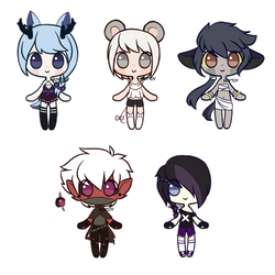 Open- Set Price Adopts by 6oytoy