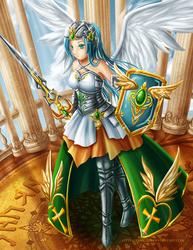 Angel: Power by Eranthe